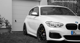 HRE Performance Wheels R40 BMW M140i F21 Tuning 1 310x165 BMW F80 M3 Competition auf schicken HRE FF04 Felgen