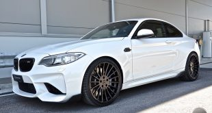 Hamann Felgen BMW M2 F87 Coupe tuning 2017 1 310x165 420PS & Hamann Felgen am BMW M2 F87 Coupe von DS