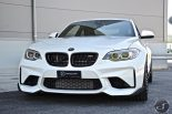 Hamann Felgen BMW M2 F87 Coupe tuning 2017 10 155x103 420PS & Hamann Felgen am BMW M2 F87 Coupe von DS