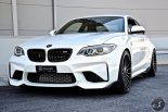 Hamann Felgen BMW M2 F87 Coupe tuning 2017 11 155x103 420PS & Hamann Felgen am BMW M2 F87 Coupe von DS