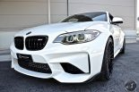 Hamann Felgen BMW M2 F87 Coupe tuning 2017 4 155x103 420PS & Hamann Felgen am BMW M2 F87 Coupe von DS