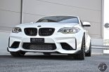 Hamann Felgen BMW M2 F87 Coupe tuning 2017 9 155x103 420PS & Hamann Felgen am BMW M2 F87 Coupe von DS