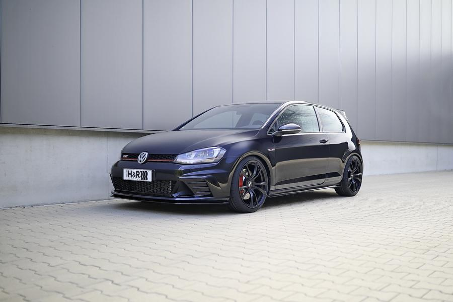 370ps vw golf vii gti clubsport s from h r am w rthersee magazine. Black Bedroom Furniture Sets. Home Design Ideas