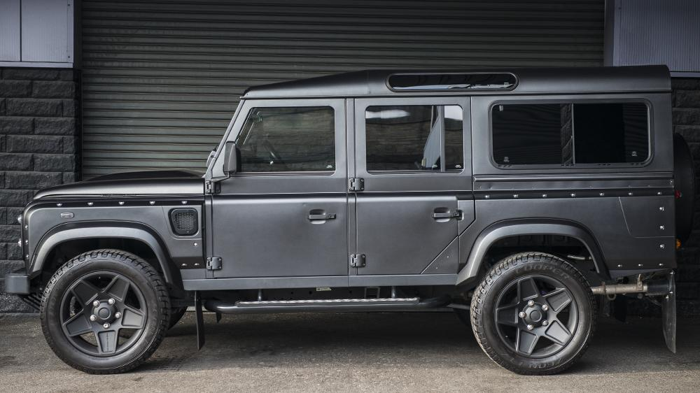 Defender 110 2018 >> Land Rover Defender 110 6 2 V8 Chelsea Widetrack Tuning 2017 7