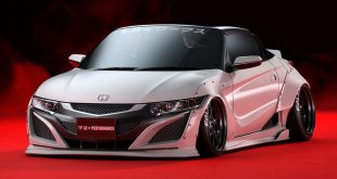 Liberty Walk Performance Honda S660 Widebody Tuning 2 310x165 Liberty Walk Widebody Mercedes C63 AMG auf 3DSM Alu's