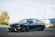 Liberty Walk Widebody Mercedes C63 AMG W204 3DSM Tuning 1 190x127 Liberty Walk Widebody Mercedes C63 AMG auf 3DSM Alu's