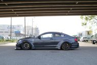 Liberty Walk Widebody Mercedes C63 AMG W204 3DSM Tuning 4 190x127 Liberty Walk Widebody Mercedes C63 AMG auf 3DSM Alu's