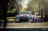 Liberty Widebody Nissan GT R HRE S104 Tuning HRE 12 155x103 Unübersehbar   Spaciger Widebody Nissan GT R auf HRE Alu's