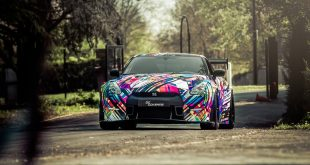 Liberty Widebody Nissan GT R HRE S104 Tuning HRE 12 310x165 Unübersehbar   Spaciger Widebody Nissan GT R auf HRE Alu's