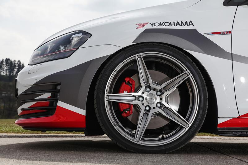 Mac Audio VW Golf 7 GTI Performance Tuning 2017 16 DB Monster   Irrer Mac Audio VW Golf 7 GTI Performance