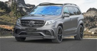 "Mansory Mercedes GLE63 AMG X166 Tuning 2017 1 310x165 ""Bleurion Edition""   Mansory veredelt den Bentley Bentayga"