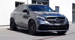 Mercedes AMG GLE 63S C292 23 Zoll Vossen Tuning 10 310x165 Bigfoot   Mercedes AMG GLE 63S auf 23 Zoll Vossen Alu's
