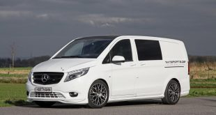 Mercedes Vito Mixto 2017 HARTMANN VP Spirit Kit Tuning 9 310x165 Mercedes Vito Mixto mit 2017 HARTMANN VP Spirit  Kit
