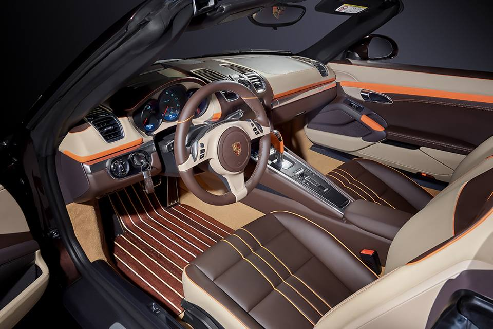 Wonderful Redline Engineering Interieur Porsche Boxster S Tuning 4 Redline  Engineering New Interior For A Porsche Boxster