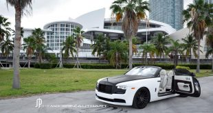 Rolls Royce Dawn ADV.1 Wheels ADV15 Tuning 2 310x165 Edel   Rolls Royce Dawn vom Tuner Auto Art auf ADV.1 Wheels