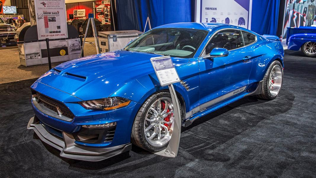 Shelby Widebody Ford Mustang Super Snake 2018 11 tuningblog