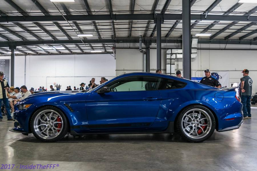Shelby Widebody Ford Mustang Super Snake 2018 13