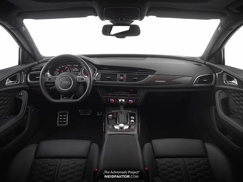 The Achromatic Project Audi RS6 Neidfaktor Tuning 12 Kampf gegen bunt   The Achromatic Project Audi RS6