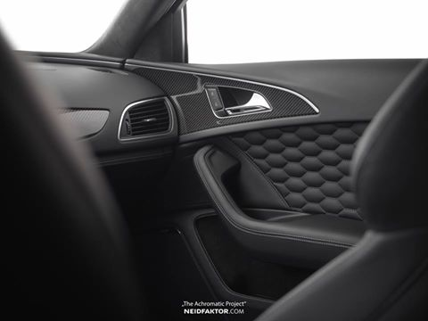 The Achromatic Project Audi RS6 Neidfaktor Tuning 13 Kampf gegen bunt   The Achromatic Project Audi RS6
