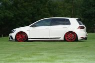 VW Golf 7 GTI ClubSport 20 Z%C3%B6ller Rieger Parts 3 190x127 VW Golf 7 GTI ClubSport mit 20 Zöller & Rieger Parts