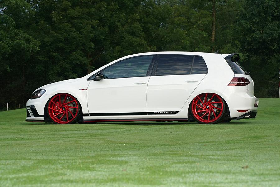 vw golf 7 gti clubsport 20 z ller riegerparts 3. Black Bedroom Furniture Sets. Home Design Ideas
