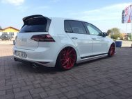 VW Golf 7 GTI ClubSport 20 Z%C3%B6ller mbDesign Rieger Parts 1 190x143 VW Golf 7 GTI ClubSport mit 20 Zöller & Rieger Parts