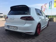 VW Golf 7 GTI ClubSport 20 Zöller mbDesign Rieger Parts 2 190x143 VW Golf 7 GTI ClubSport mit 20 Zöller & Rieger Parts