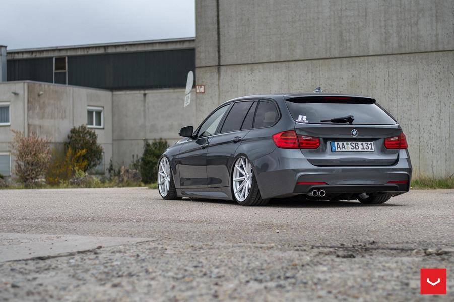 vossen vfs 10 felgen tieferlegung am bmw f31 touring. Black Bedroom Furniture Sets. Home Design Ideas