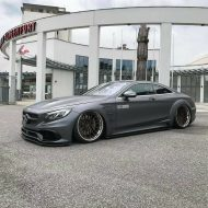 Widebody PD75SC Mercedes S63 AMG Tuning 1 190x190 Mega heftig   Widebody Mercedes S63 AMG by Boden AutoHaus