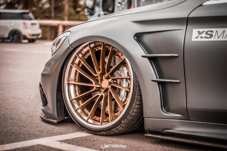 Widebody PD75SC Mercedes S63 AMG Tuning 3 1 Mega heftig   Widebody Mercedes S63 AMG by Boden AutoHaus
