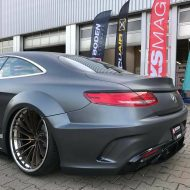 Widebody PD75SC Mercedes S63 AMG Tuning 3 190x190 Mega heftig   Widebody Mercedes S63 AMG by Boden AutoHaus