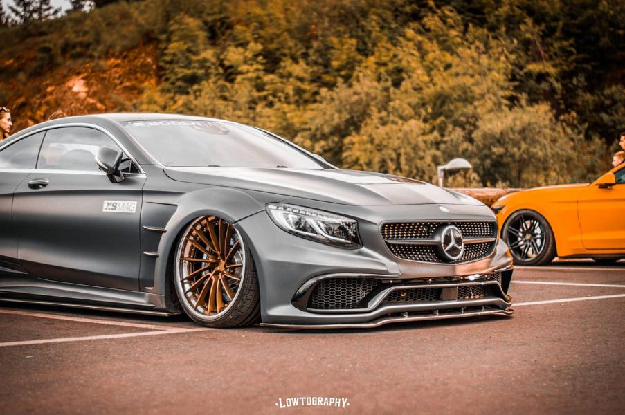 Widebody PD75SC Mercedes S63 AMG Tuning 5 1 Mega heftig Widebody Mercedes S63 AMG by Boden AutoHaus