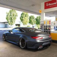 Widebody PD75SC Mercedes S63 AMG Tuning 5 190x189 Mega heftig   Widebody Mercedes S63 AMG by Boden AutoHaus