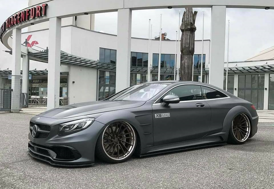 Widebody PD75SC Mercedes S63 AMG Tuning 6 Mega heftig   Widebody Mercedes S63 AMG by Boden AutoHaus
