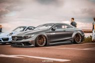 Widebody PD75SC Mercedes S63 AMG Tuning 7 190x126 Mega heftig Widebody Mercedes S63 AMG by Boden AutoHaus