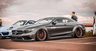 Widebody PD75SC Mercedes S63 AMG Tuning 7 310x165 Edel & Fett   Mercedes Benz S Klasse mit Widebody Kit
