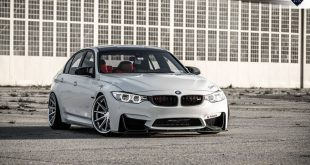 2017 BMW M3 F80 20 Zoll Rohana RC10 Tuning 1 310x165 Dezent   2017 BMW M3 F80 auf 20 Zoll Rohana RC10 Felgen