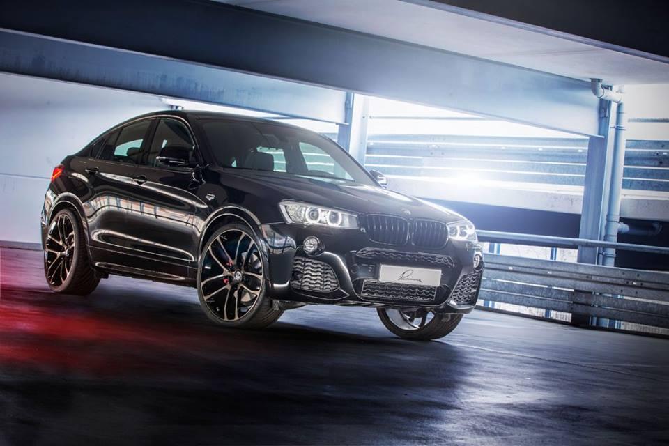 22 Zoll Lumma CLR BMW X4 F26 Tuning 3 Passt perfekt   22 Zoll Lumma CLR Alu's am BMW X4 (F26)