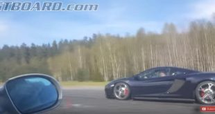 670PS BMW M3 32 E36 Turbo vs McLaren MP4 12C Spyder 310x165 Video: 670PS BMW M3 3,2 E36 Turbo vs McLaren MP4 12C Spyder
