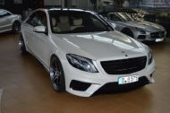 705PS 22 Zoll Mercedes S63 AMG W222 Tuning 11 190x126 Perfekt   705PS & 22 Zöller am Mercedes S63 AMG W222