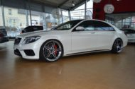 705PS 22 Zoll Mercedes S63 AMG W222 Tuning 2 190x126 Perfekt   705PS & 22 Zöller am Mercedes S63 AMG W222