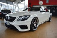705PS 22 Zoll Mercedes S63 AMG W222 Tuning 3 190x126 Perfekt   705PS & 22 Zöller am Mercedes S63 AMG W222