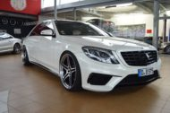 705PS 22 Zoll Mercedes S63 AMG W222 Tuning 4 190x126 Perfekt   705PS & 22 Zöller am Mercedes S63 AMG W222