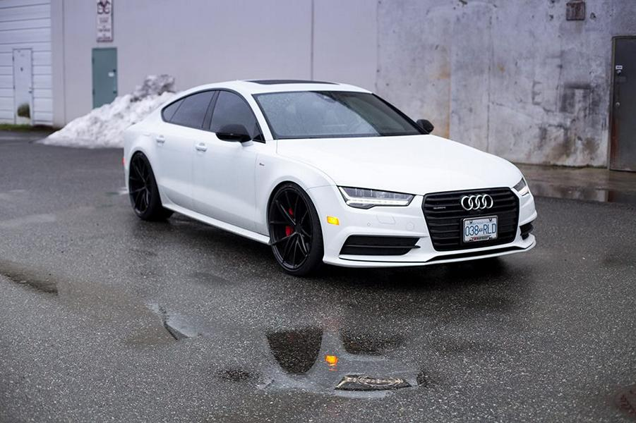decent audi a7 sportback on 21 inch niche misano alu 39 s. Black Bedroom Furniture Sets. Home Design Ideas