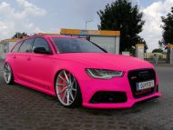Audi RS6 C7 PINK Folierung 2017 performance cars Tuning 10 190x143 Extrem krass   performance cars.at Audi RS6 C7 in PINK