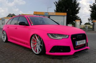 Audi RS6 C7 PINK Folierung 2017 performance cars Tuning 10 310x205 Extrem krass   performance cars.at Audi RS6 C7 in PINK