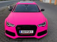 Audi RS6 C7 PINK Folierung 2017 performance cars Tuning 11 190x143 Extrem krass   performance cars.at Audi RS6 C7 in PINK