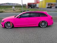 Audi RS6 C7 PINK Folierung 2017 performance cars Tuning 12 190x143 Extrem krass   performance cars.at Audi RS6 C7 in PINK