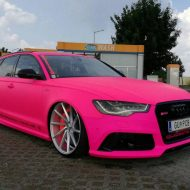 Audi RS6 C7 PINK Folierung 2017 performance cars Tuning 2 190x190 Extrem krass   performance cars.at Audi RS6 C7 in PINK
