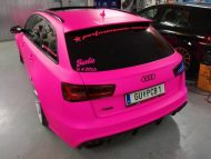 Audi RS6 C7 PINK Folierung 2017 performance cars Tuning 7 190x143 Extrem krass   performance cars.at Audi RS6 C7 in PINK